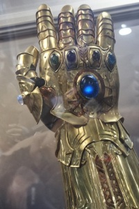 The Infinity Gaunlet as seen in the MCU