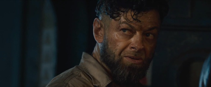 Is Andy Serkis playing Ulysses Klaw?