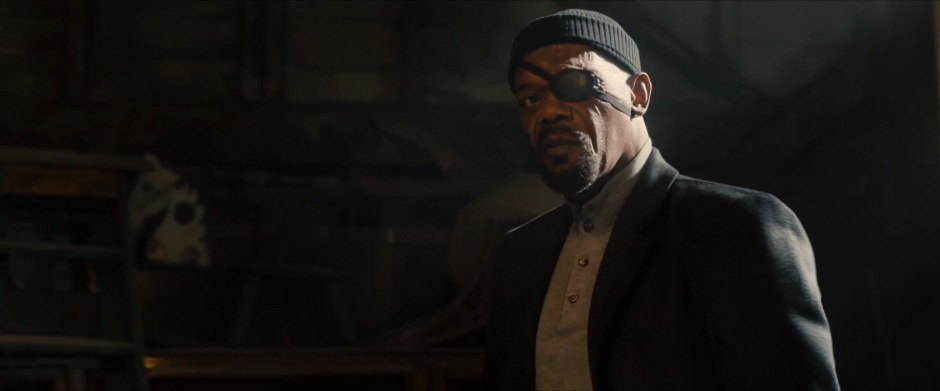 Nick Fury in 'Avengers: Age of Ultron'