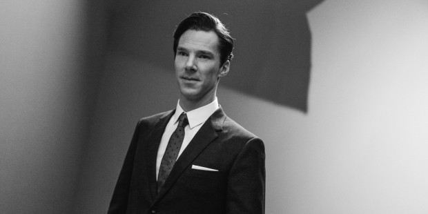 Cumberbatch Black & White
