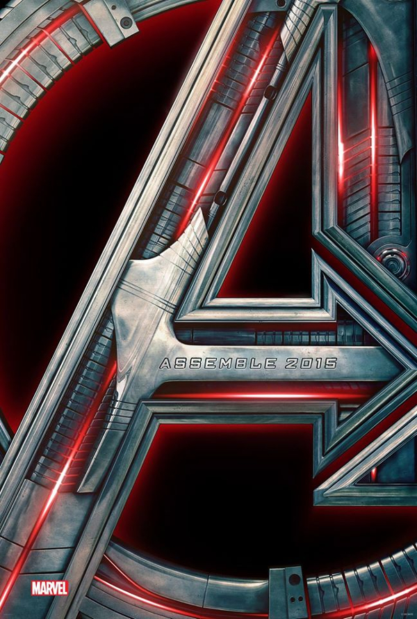 The new 'Age of Ultron' teaser poster.
