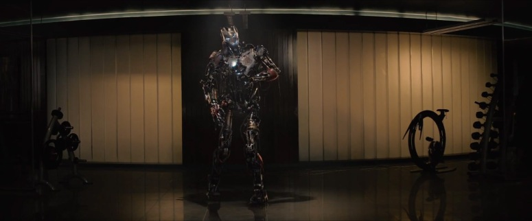Ultron has no strings.