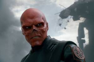 Red Skull in 'Captain America: First Avenger