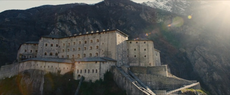 Baron Strucker's Castle? Home to Hydra Experiments Resulting In Twin 'Miracles' Scarlet Witch and 'Quicksilver'