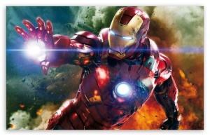 Iron Man Kicks Ass