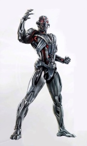 Concept Art of  Complete Ultron
