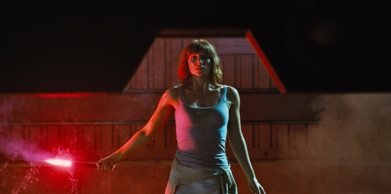Bryce Dallas Howard as the 'classic JP scientist.'
