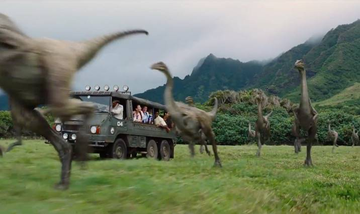 Gallimimus Safari