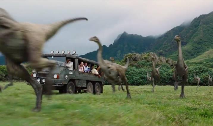 Gallimimus Safari