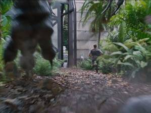 Jurassic World Chris Prat Runs