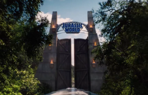 New Gates at 'Jurassic World'