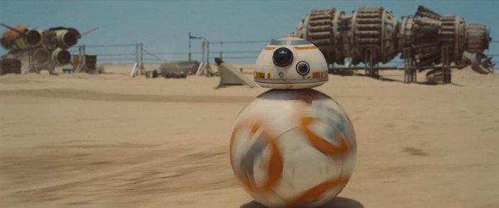New R2 Unit in 'The Force Awakens'