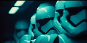 Stormtroopers in 'The Firce Awakens'