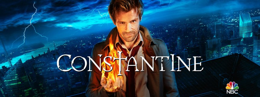 Image result for CONSTANTINE TV LOGO