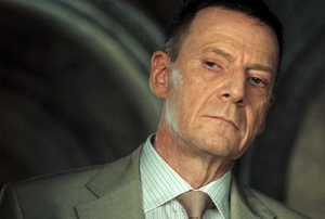Mr. White of the Quantum organization from 'Casino Royale' and 'Quantum of Solace'