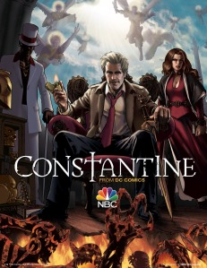 John Constantine Comic Ad