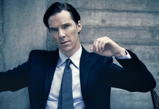 Benedict Cumberbatch for Bond villain OR 007 in 2017!