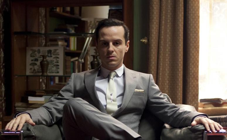 Scott in BBC's SHERLOCK as Moriarty.