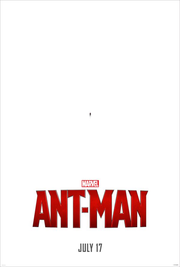 The First Poster for 'Ant-Man'