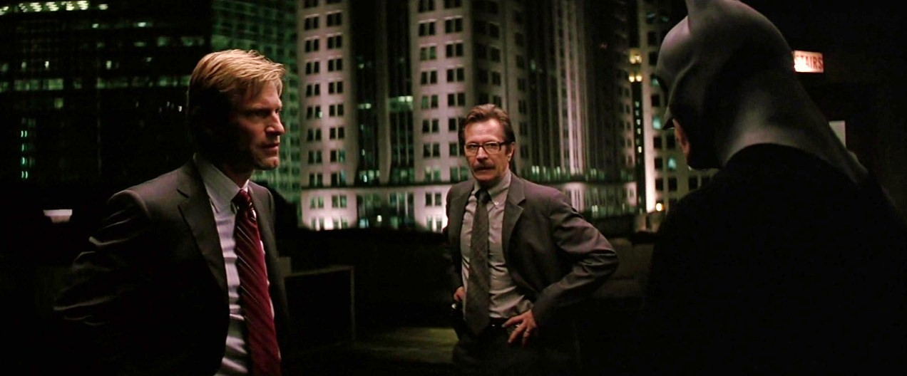the dark knight of a postmodern world essay One problem i have with the postmodern approach of a lot of comic book writers and films like the dark knight is that it assumes that the more interesting story is one where the character trying to espouse moral and honourable principles is a fanatic adhering to an immutable code.