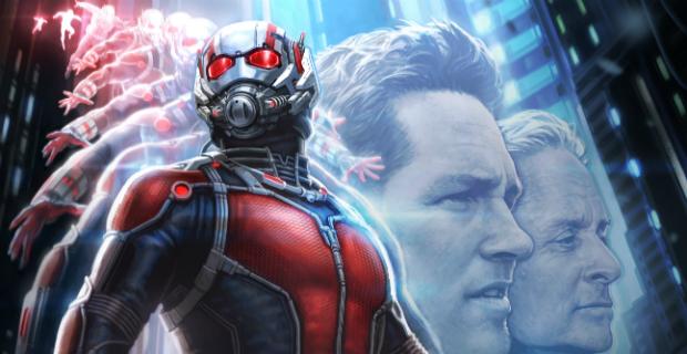 Ant-Man!
