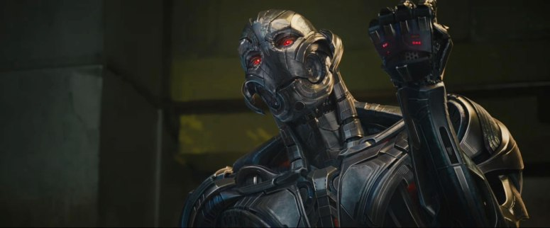 Ultron Gloats