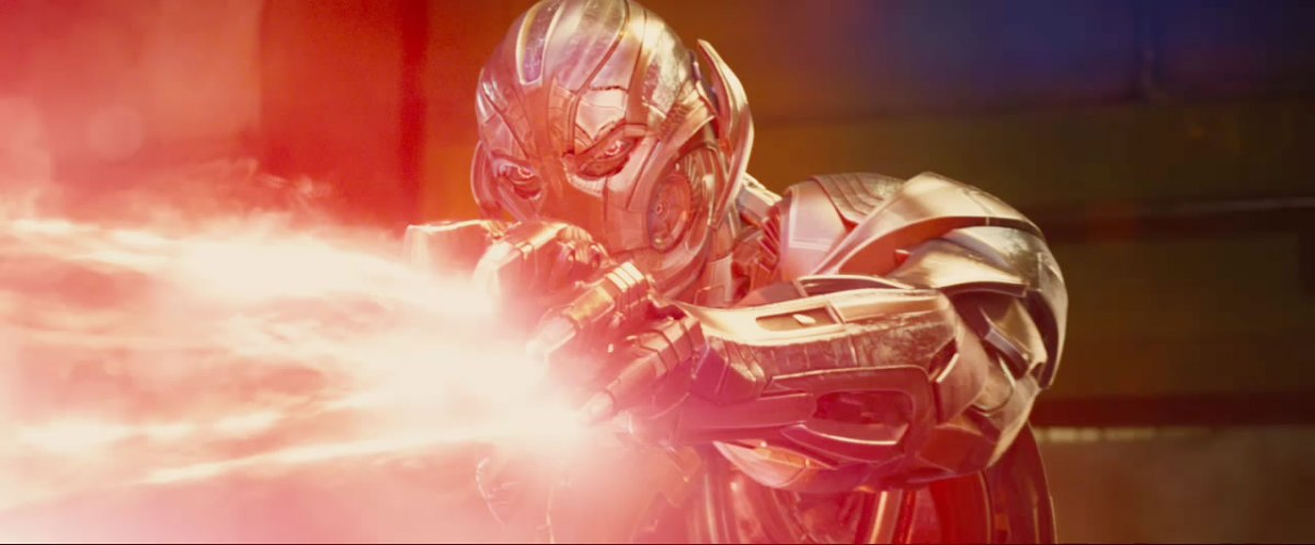 Brand New AVENGERS: AGE OF ULTRON Trailer #2!