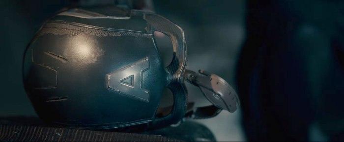 Age Of Ultron Capt.'s Helmet