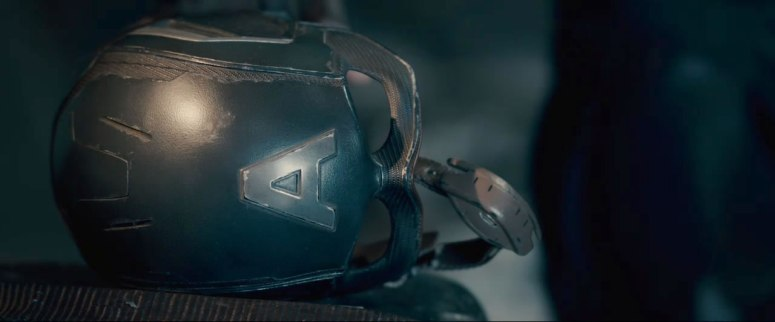 Age Of Ultron Capt.'s Helmet