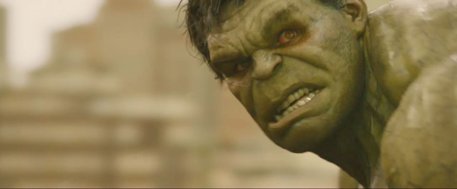 Something's wrong with the Hulk. Most likely Scarlet Witch manipulation.