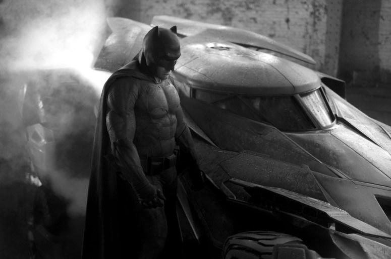 Ben Affleck as Batman in 'Batman V. Superman: Dawn of Justice'