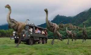 Jurassic World Attractions