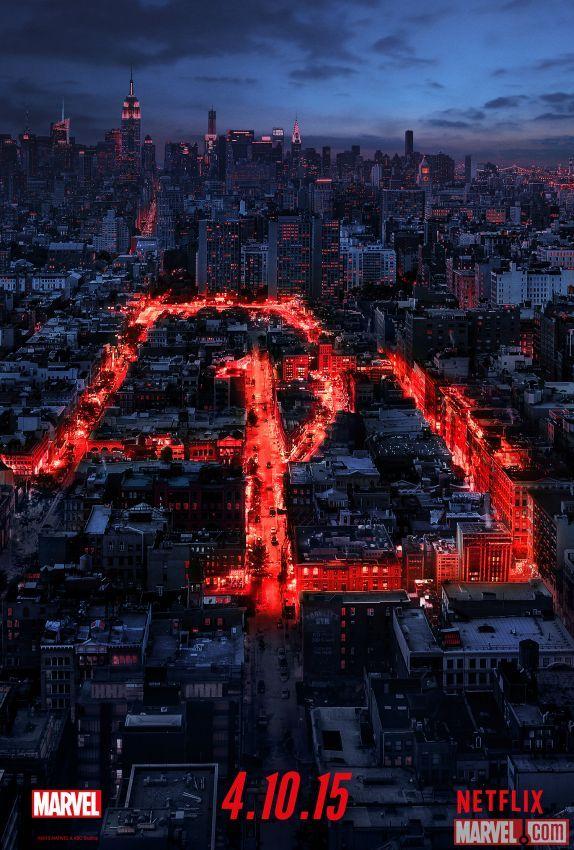 Daredevil (2015) Poster