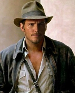 Chris Pratt Photoshop Indiana Jones