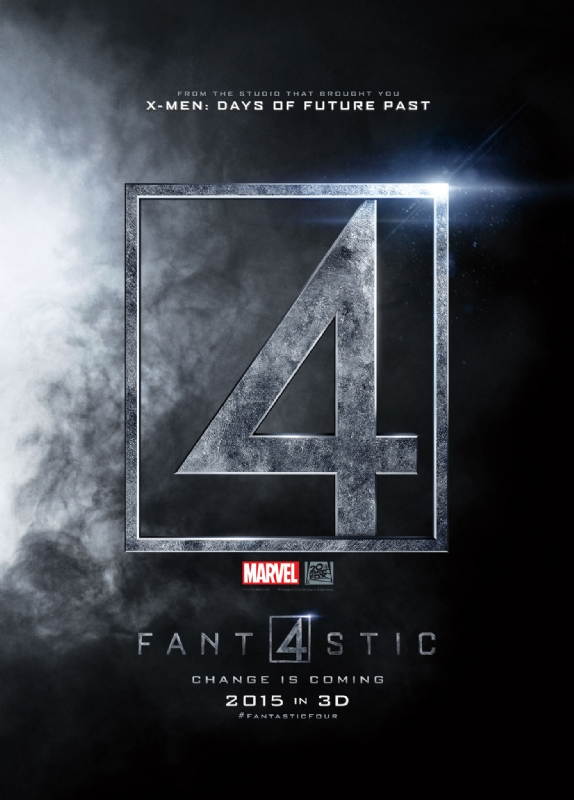 Ok. So now the logo is a square? Because there are four sides? To distance new franchise from old?