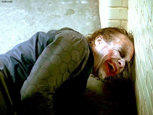 The Joker, Beaten but Still Laughing