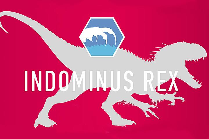 Jurassic World Indominus Rex Logo