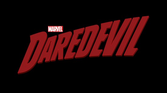 Marvel Netflix Daredevil Logo 2015