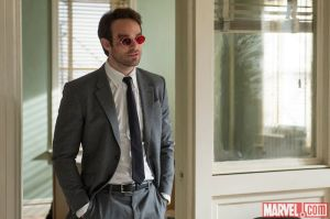Charlie Cox as Matt Murdock/Daredevil