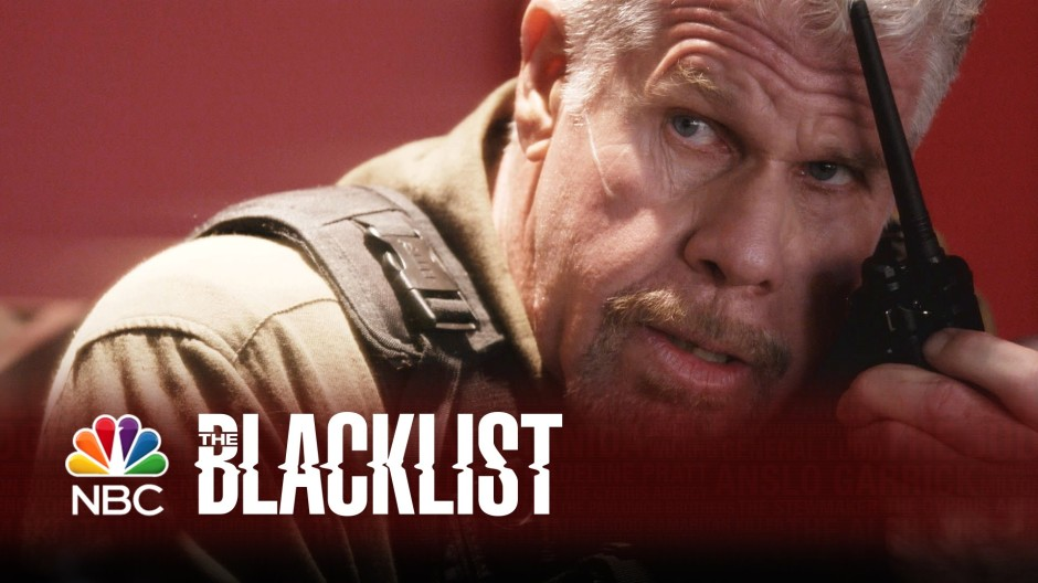 Ron Pearlman as Luther Braxton 'Blacklist'