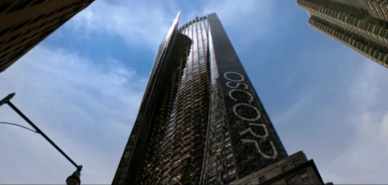 NY's Landmark Oscorp Tower