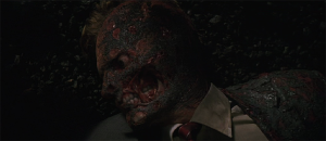 Dead Two-Face from The Dark Knight