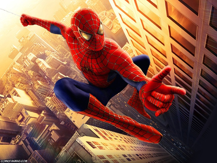 Even Sam Raimi's Spider-Man Had the Wrong Eyes... but it was cool at the time.
