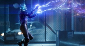 Electro in 'Amazing Spider-Man 2'
