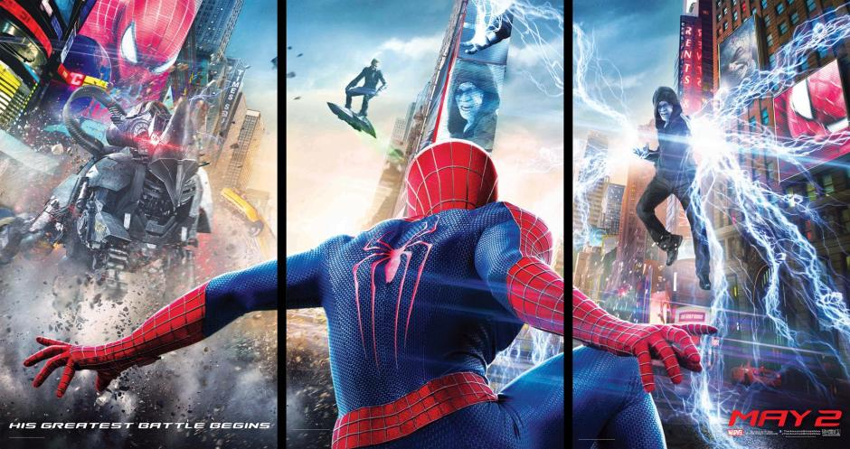 The Amazing Spider-Man 2 Rogue's Gallery
