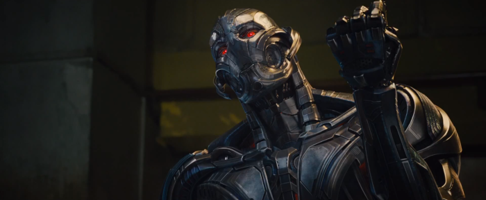 James Spader voices Ultron in 'Age of Ultron'