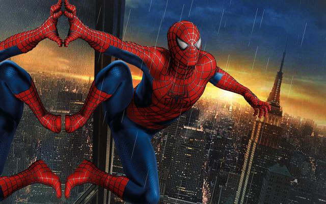 Spider-Man in 'Spider-Man 3'