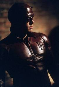 Ben Affleck in 2003's 'Daredevil' film.