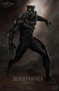Black Panther 2017