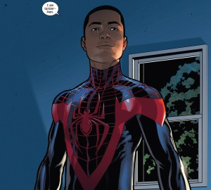 Miles Morales from Marvel's 'Ultimate' Universe